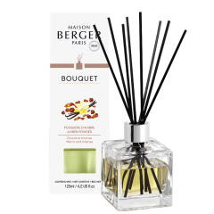 Bouquet parfumé Poussière d'Ambre