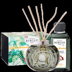 Bouquet parfumé Immersion & son parfum Litchi Paradis