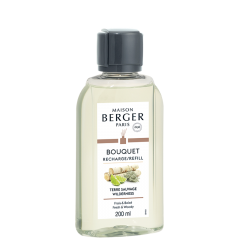 Recharge bouquet Terre Sauvage 200ml