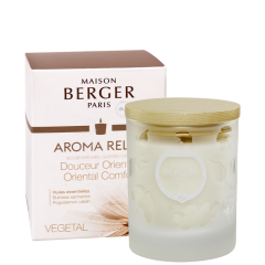 Bougie parfumée AROMA RELAX