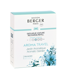 Recharges Diffuseur voiture Aroma Travel