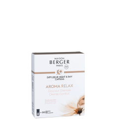 Capsule Diffuseur Night&Day Aroma Relax