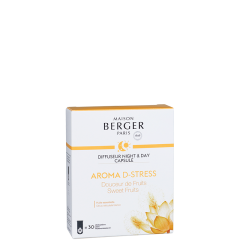 Capsule Diffuseur Night&Day Aroma D-Stress