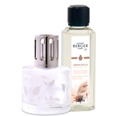 Coffret Lampe Berger Aroma Relax