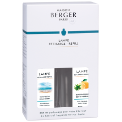 Coffret 2 Recharges Lampes Institutionnel 250ml