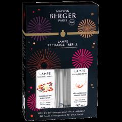 Coffret 2 Recharges Lampes Cercle 250ml