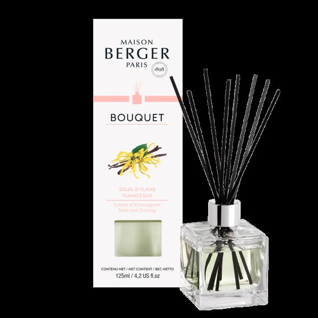 Bouquet parfumé Cube Soleil Divin